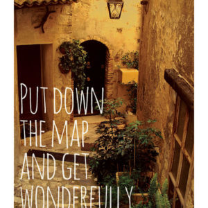 Put Down The Map