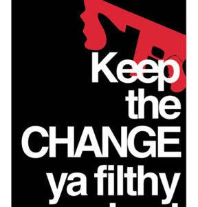 Home Alone - ('Keep The Change')