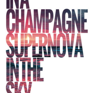 Oasis - 'Champagne Supernova'